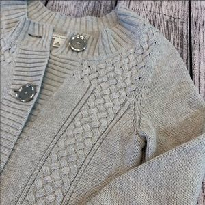 Banana Republic, chunky knit 🧶 sweater, M
